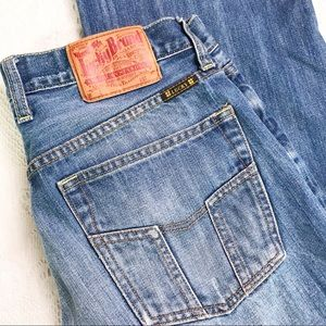 Lucky Brand Jeans Relaxed Fit Blue Jeans 33x30.5